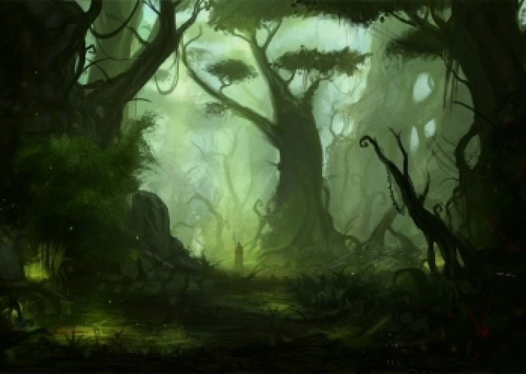Dnd Nice Forest Audio Atmosphere