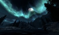 A night in skyrim